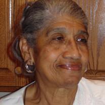 Ethel Mae Batiste  Morgan