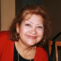 Sylvia M. Trevino