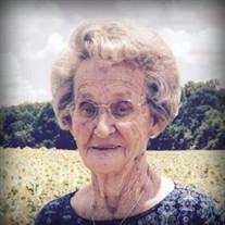 Mrs. Clara Virginia Graham Henley, 95, of Somerville