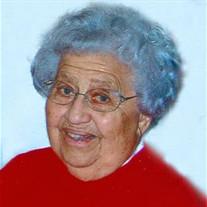 Eleanor Margaret Morris