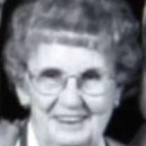 Anna Lillian (Riggs) Foster