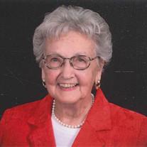 Marietta Irene Ervin
