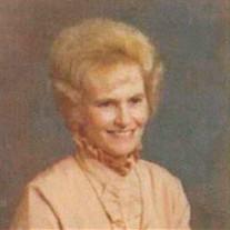 Ms. Hazel Doris Peacock Gilmore