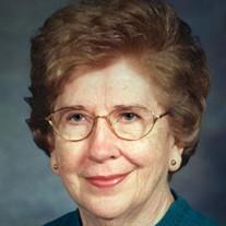 Margaret R. Donahue James