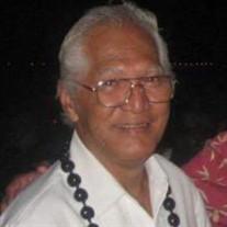 Edward Kauka Palama Sr.