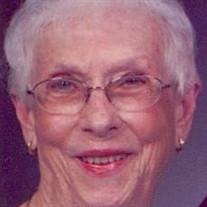 Mrs. Esther Yancy