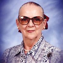 Edith Joyce Faircloth Pertuit