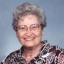 Mrs. Elizabeth Alicia Beadle