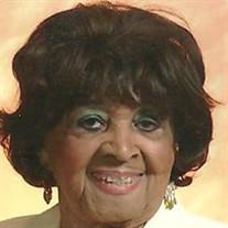 Mrs. Janet Celeste Foreman