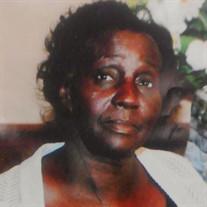 Mrs. Evelyn Green Durham