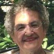 Frances J. Hamric