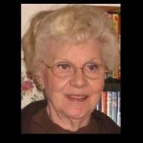 Shirley Eileen Robeson