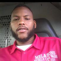 Melvin D Williams Jr.