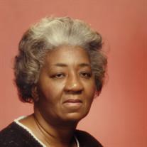 Mrs. Jewel Dean Hudson