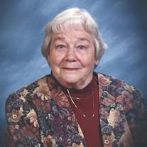 Margaret Ruth Hatch