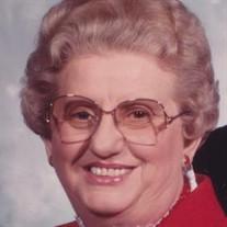 Marjorie E. Oettle