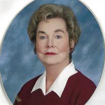 Virginia Blanche King Warr