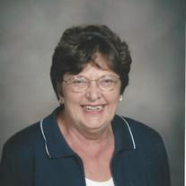 """Judith """"Judy"""" Sue Holshouser"""