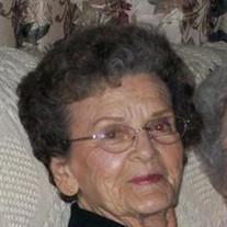 Mrs. Bonnie Walls Evans