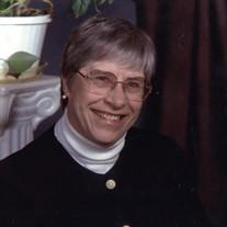 Marian Alfreda Bush