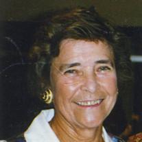 Mrs. Anita Yancey Crozat