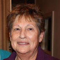 Nancy Gornto Schenk
