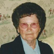 Anna Lee Frazier Woody