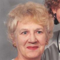 Mary Vavrous Sheffey