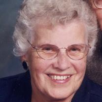 Virginia M. Linfoot