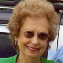 Frances Marie Johnson DeBerry
