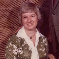 Frances O. Evans