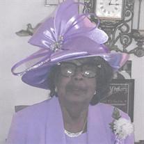 Mrs. Georgianna Phyall Washington