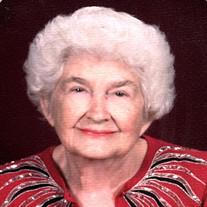 Betty Virginia Banks Bennett