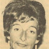 Mrs. Olga Ina Green