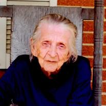Mrs. Inez Y. Hornsby