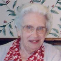 Mabel Georgia Hamann