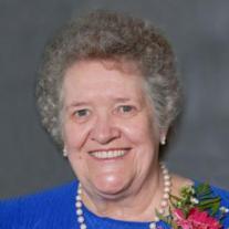 Mrs. Doris Clark Jarrell
