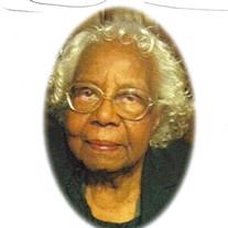 Janie Williams Washington