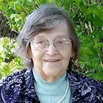 Mrs. Winnifred Mae Schonning
