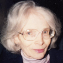 Mrs. Nellie Joyce Gann