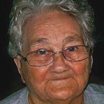 Mrs. Evelyn Wilson Carter