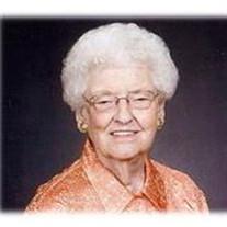 Dorothy M. Hudson
