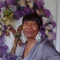 Mrs. Lillie Branch Hopkins