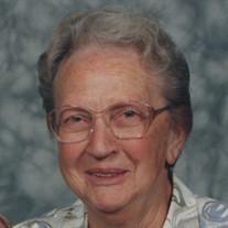 Mrs. Laura Burleson Teston