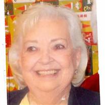 Mrs. Shirley Huskey Adams