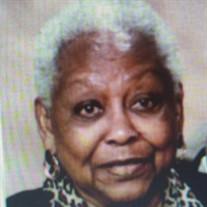 Mrs. Flossie  Minnie Johnson
