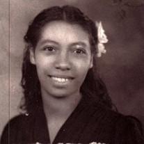 Ruth Nacoa McAdams Henderson