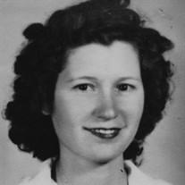 Elsie Mae Webb
