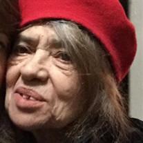 Carmen María Alvarado Rivera
