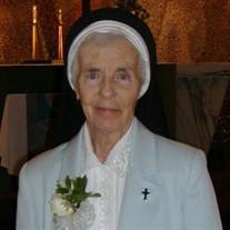 Sister Mary Alicia McGinty, RSM